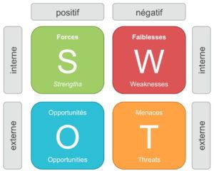 définition risque qualité - SWOT AFOM