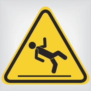 risques professionnels chute