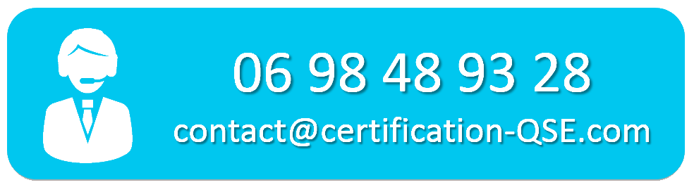 Certification ISO 14001 Ile de France