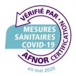 Mesures Sanitaires COVID-19 et coronavirus par AFNOR Certification